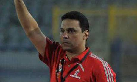 Ahly coach Hossam El-Badry