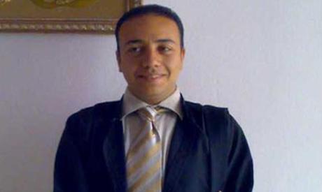 Egypt lawyer Ahmed El-Gizawi