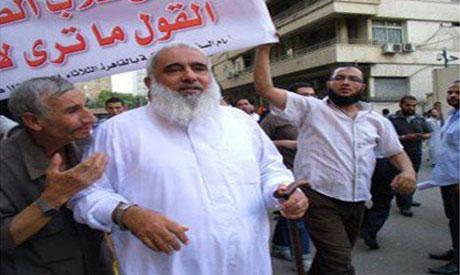 Egyptian sheikh