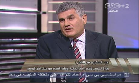 Abdel Hakim Abdel Nasser