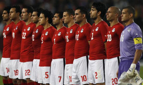 egypt national soccer team