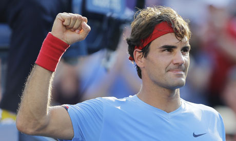 : Federer into US Open