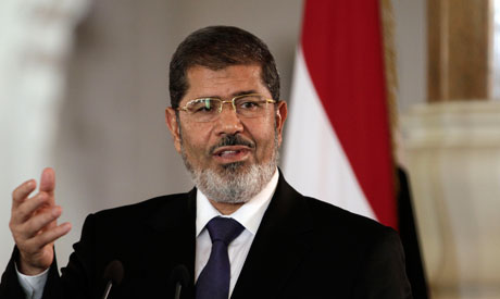 Morsi appoints ten new governors