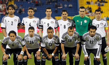Egypt climb two places in September FIF global ranking