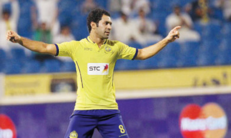 Egypts Abd Rabou Rails At Selfish Saudi Al Nasr Players