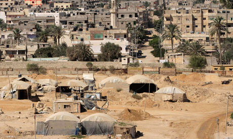 Reconstruction lead Palestinian economy to grow 10 pct in 2011