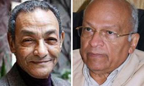Bahaa Taher and Gamal Elghetani