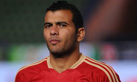Ahly's Emad Meteb unfit to feature in Super Cup