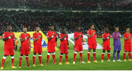 Mozambique womens national football team