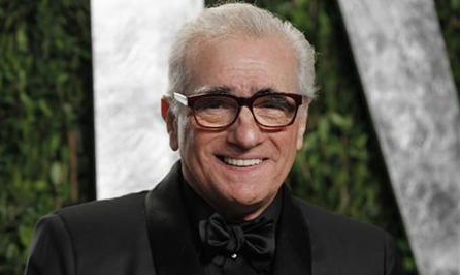 Martin Scorsese. Photo: Reuters