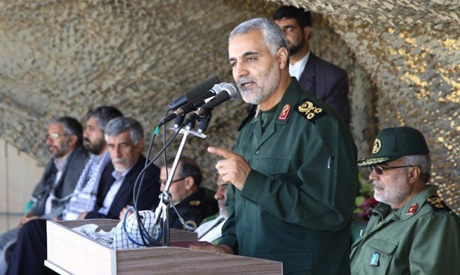 Major General Qassem Suleimani