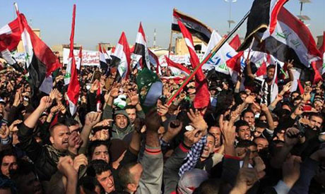 Iraq anti-gov. protests