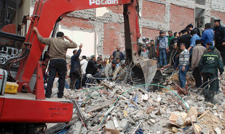 Official death toll rises to 28 in Alexandria building collapse