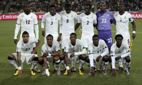 Ghana coach