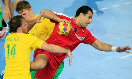Egypt defeat Australia