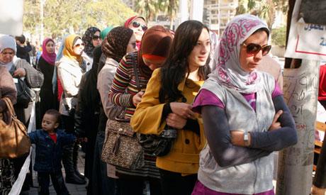 Egypt's Women