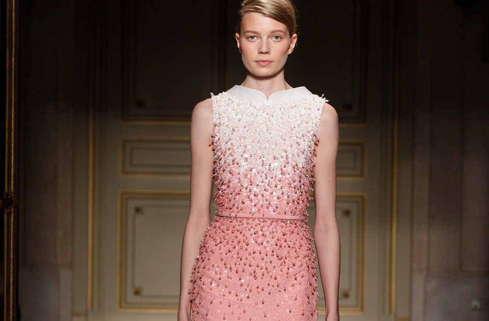 Lebanese designer georges hobeika makes an impact in paris for Haute couture designers names