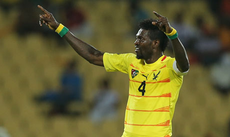 Togo's Adebayor goal gives talisman hope for the future - News - CAN