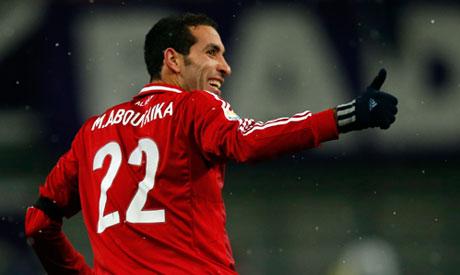 Mohamed Aboutrika of Egypt