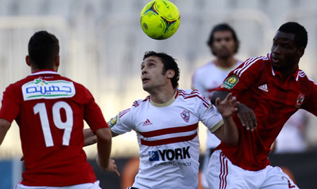 Zamalek and Ahly