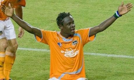 Forward Kei Kamara