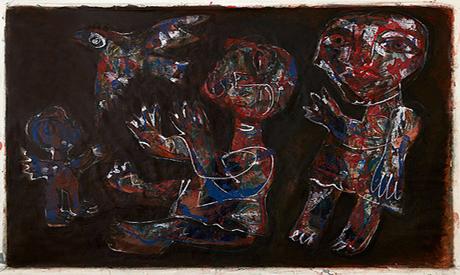 Painting by Fadi Yazigi