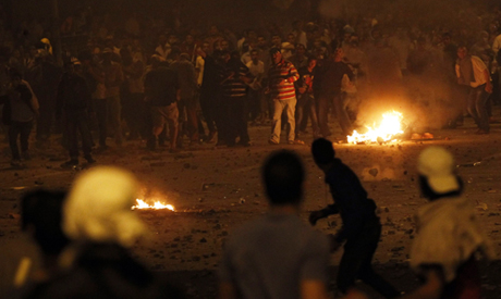 Ramsis square clashes 6 october