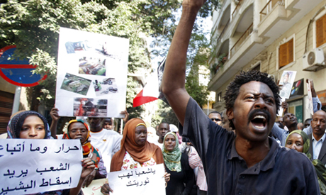 Sudan Riots