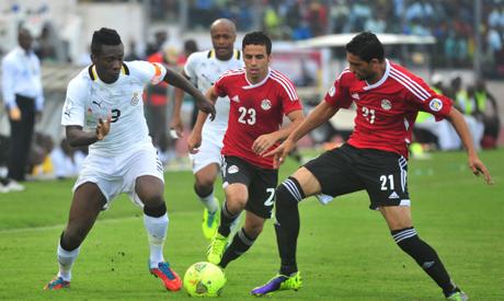 Ghana vs Egypt