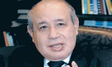 Supply and Internal Trade Minister Mohamed Abou- Shadi