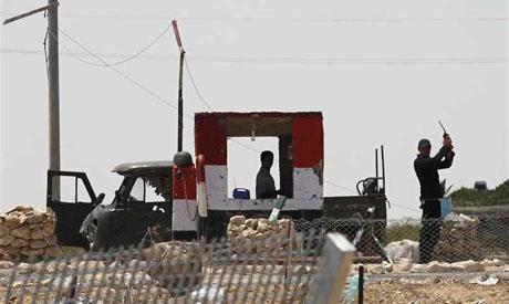 Police Sinai