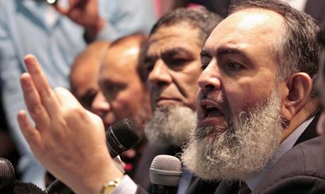 Hazem Salah Abu Ismail a Salafist leader