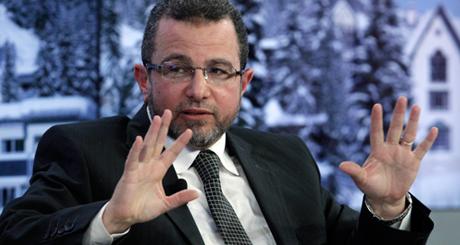 Ex-prime minister Hisham Qandil