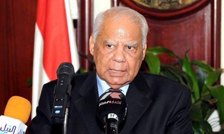 PM Hazem El-Beblawi