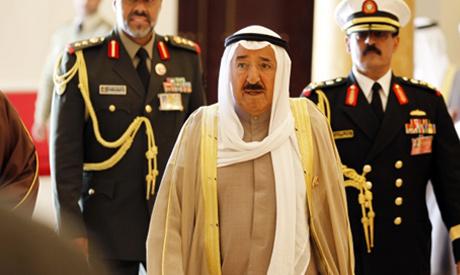 Emir of Kuwait Sheikh Sabah Al Ahmad