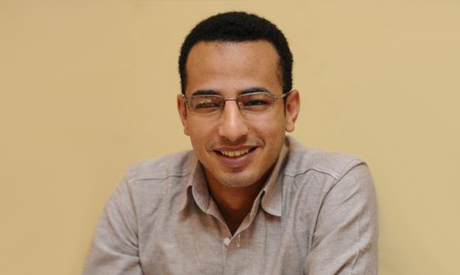 Spokesperson for Egypt's nasserist popular current party, Ahmed Atef