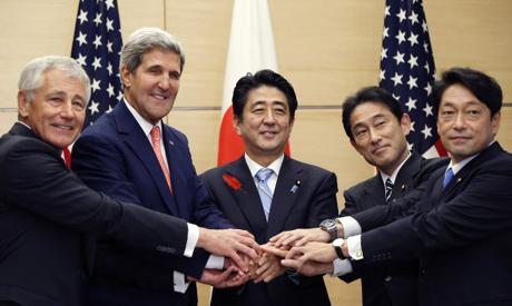 US, Japan
