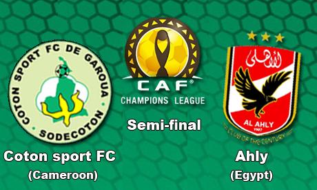 Coton Sport vs Ahly
