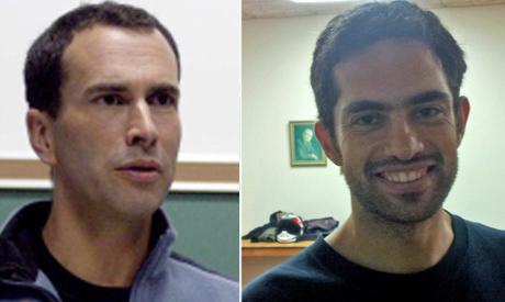 John Greyson and Tarek Loubani