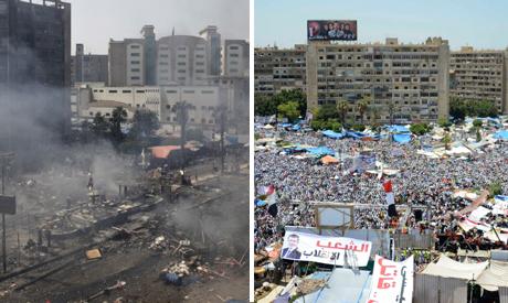 Rabaa El-Adawiya square