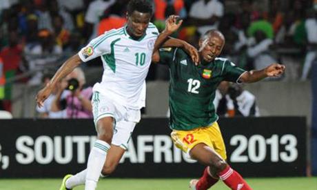 Ethiopia vs Nigeria
