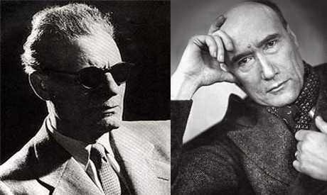 Taha Hussein and Andre Gide
