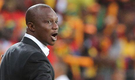 Ghana head coach Kwesi Appiah