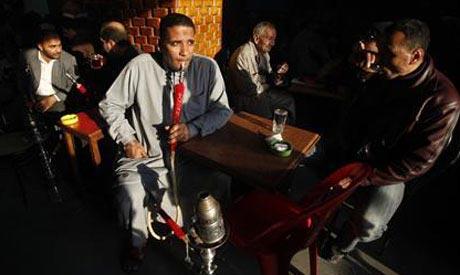 Egypt jobless
