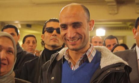 Ahmed Harara.