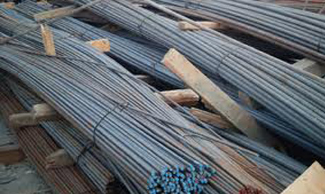 Egyptian steel (Al-Ahram)