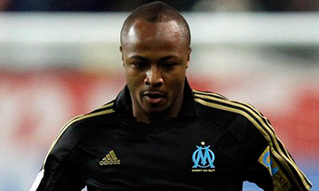 Andre Ayew operation a success: Marseille - Africa - Sports - Ahram