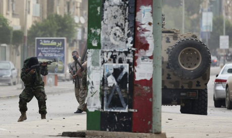 Tensions mount in Libya's Benghazi after deadly unrest
