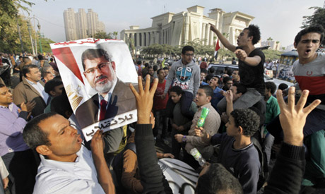 Morsi loyalists