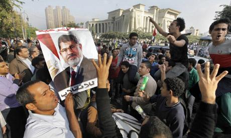 Morsi loyalists